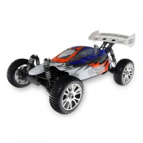 Радиоуправляемый автомобиль багги PLANET,1:8 TOP Brushless Off-Road Buggy 94060TOP (49 см)